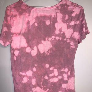 Tops - Handmade tie dye top!